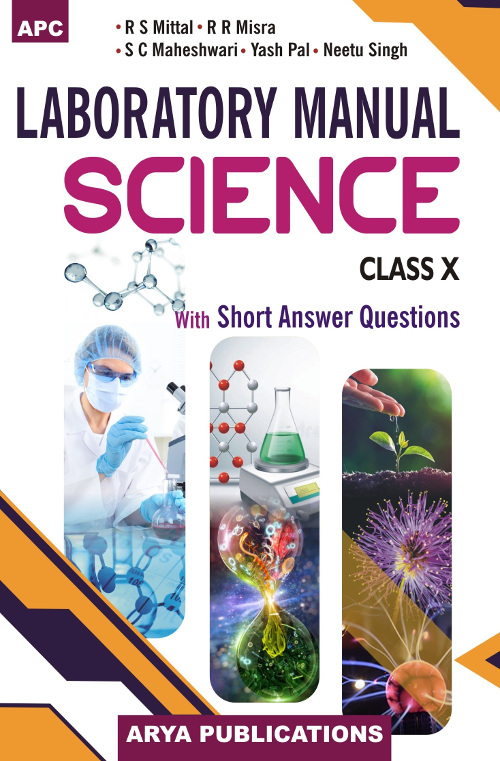 Laboratory Manual Science Short Answer Questions Class X