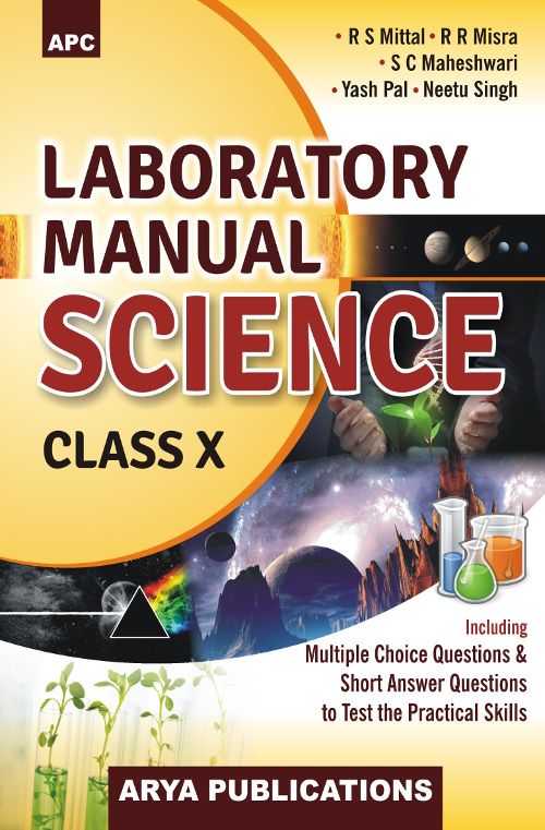 Class 10 Chemistry Lab Manual