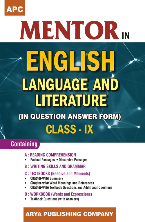 APC Mentor in English Language and Literature (In Question