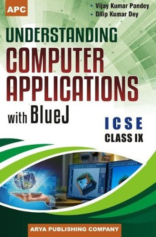 Understanding Computer Applications with Blue J Class- IX by V K
